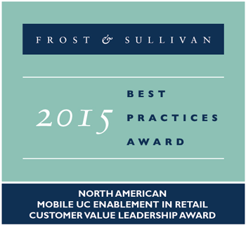 Frost & Sullivan White Paper: Mobile UC Enablement in Retail - Vertical.com